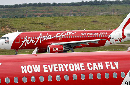 Air Asia - Cheapest Flight New Zealand UK