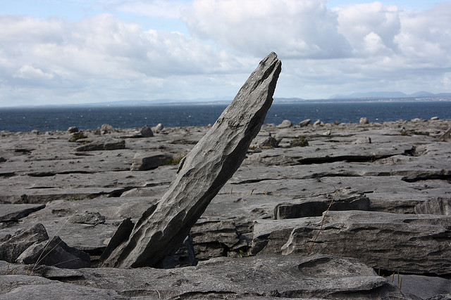 The barren Burren, Limestone Country - Ireland