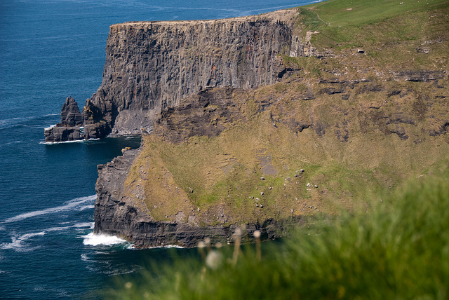 Cliffs of Mhoar, Western Ireland