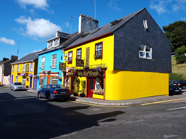Kinsale, Ireland - photo: sjrowe53 via flickr