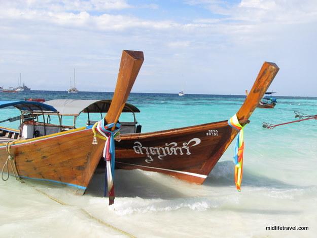 Longtail Ko Lipe thailand