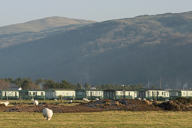 Static Caravans, Wales Photo: pixelhut via flickr.com