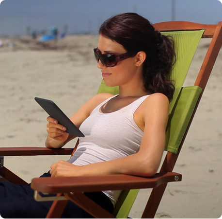 kindle-at-the-beach