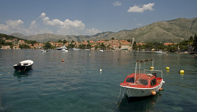 Peaceful Adriatic - Great Cruising photo: tomkellyphoto via flickr.com