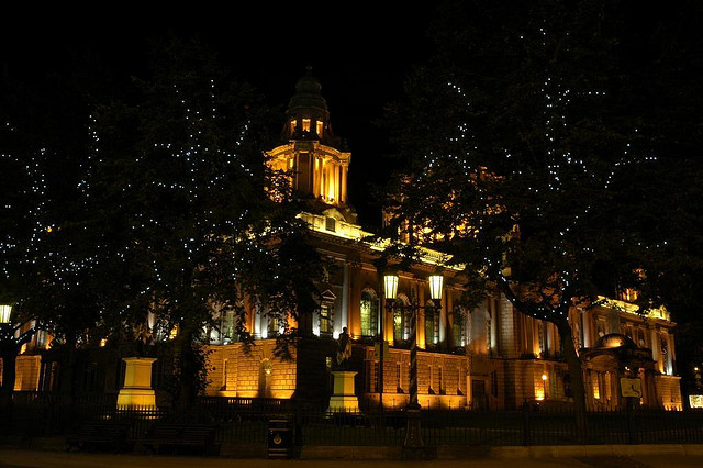 Belfast City Hall, photo: a11sus via flickr.com