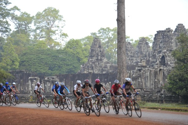 Angkor Wat Charity Bike Ride