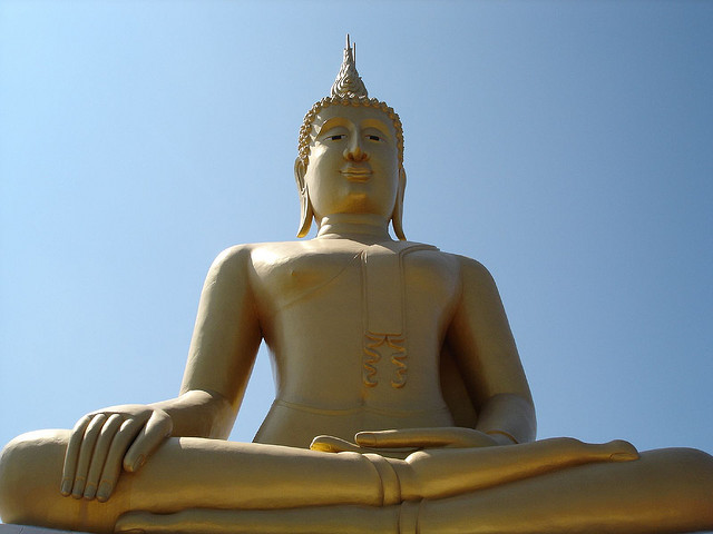 Big Buddha, Koh Samui, Thailand, Photo IMP1 via flickr.com