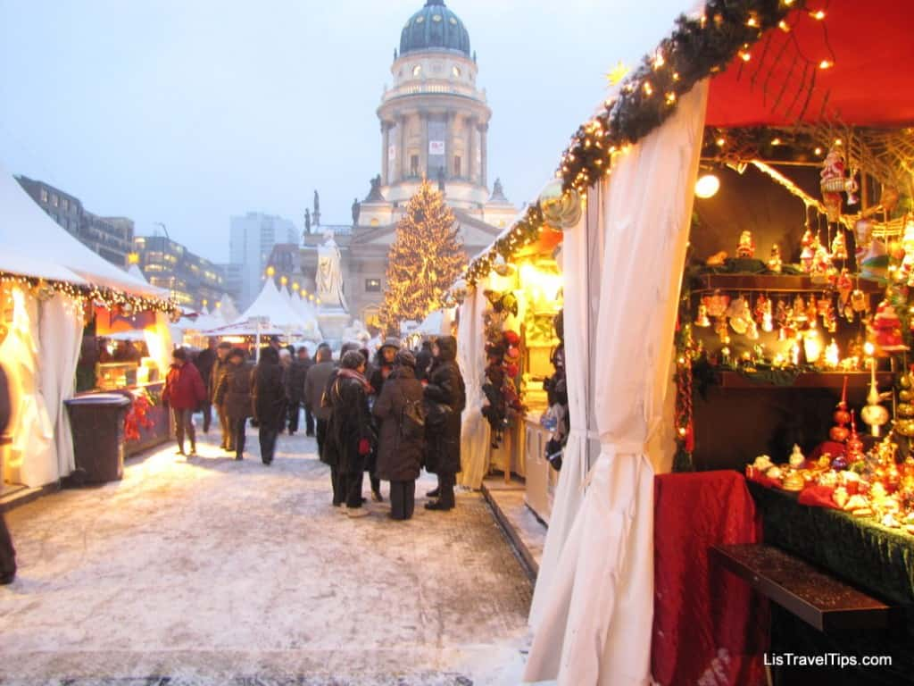 Christmas Market, Berlin, Germany