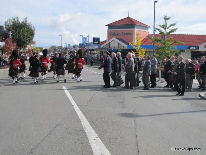 ANZAC Day, near Nelson
