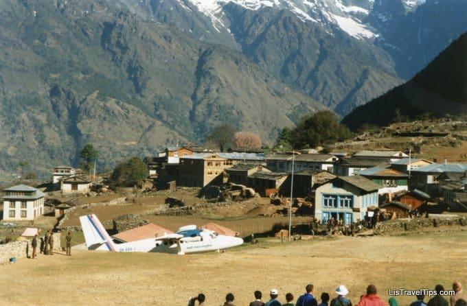 Lukla, Nepal 4/90