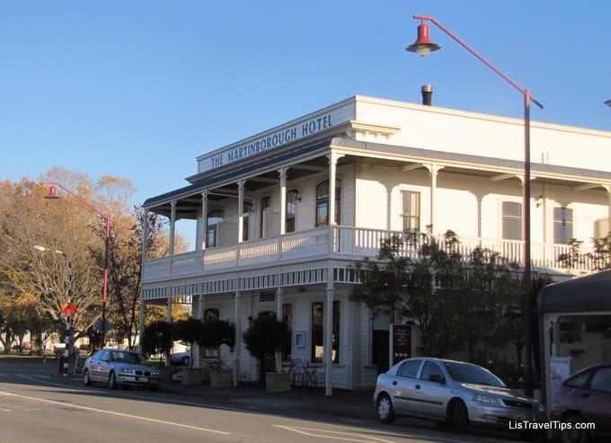 Martinborough Hotel, Wairarapa, New Zealand