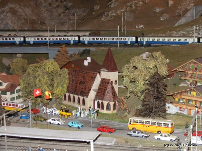 Model Railway, Hobart