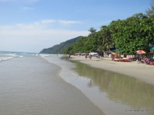 Koh Chang White Sand Beach