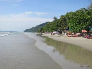 Koh Chang White Sand Beach
