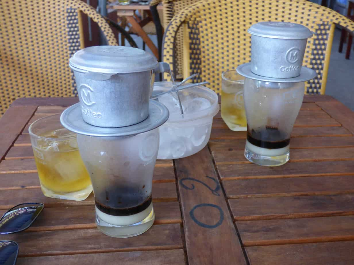 Cafe Sua Da - Iced Coffee